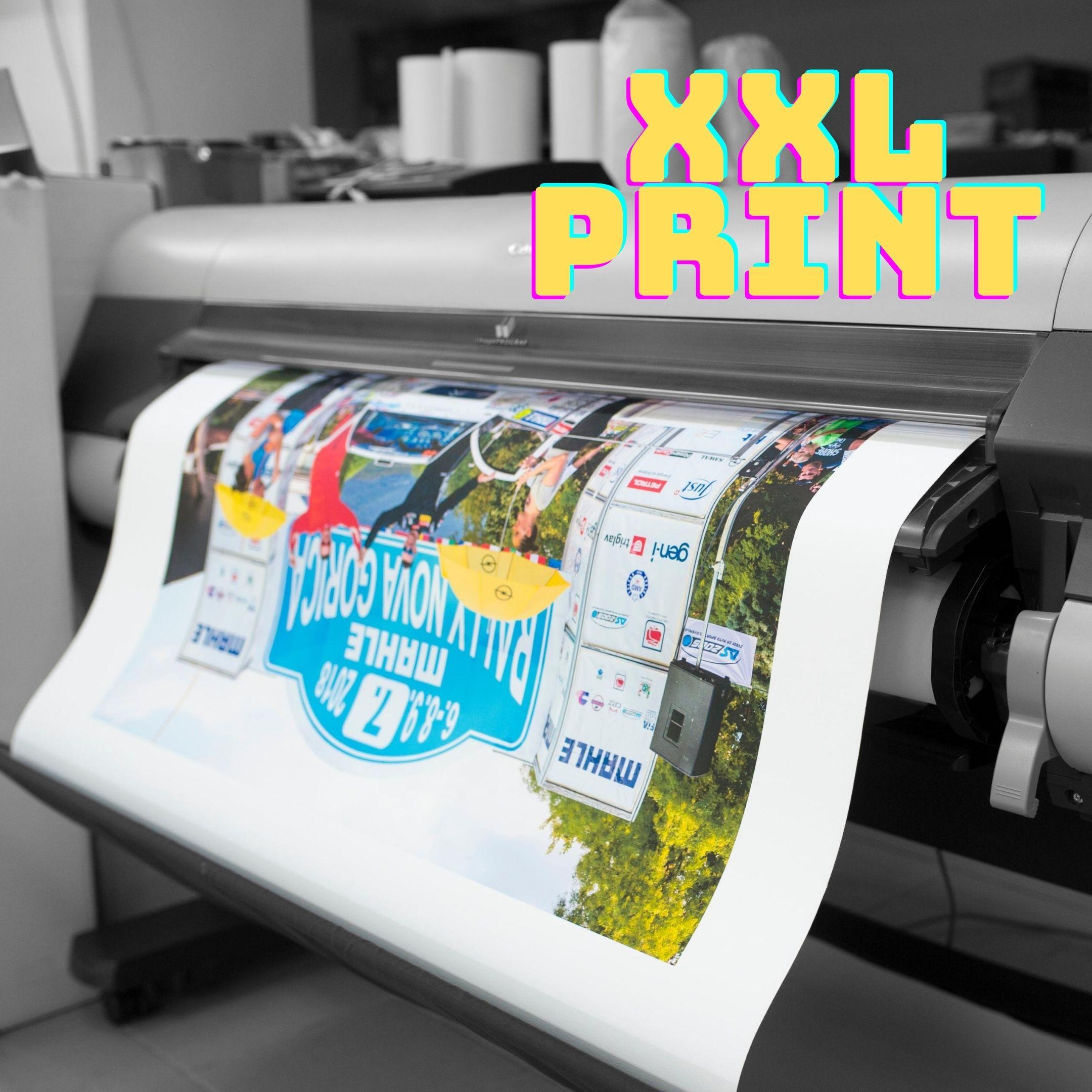 XXL print