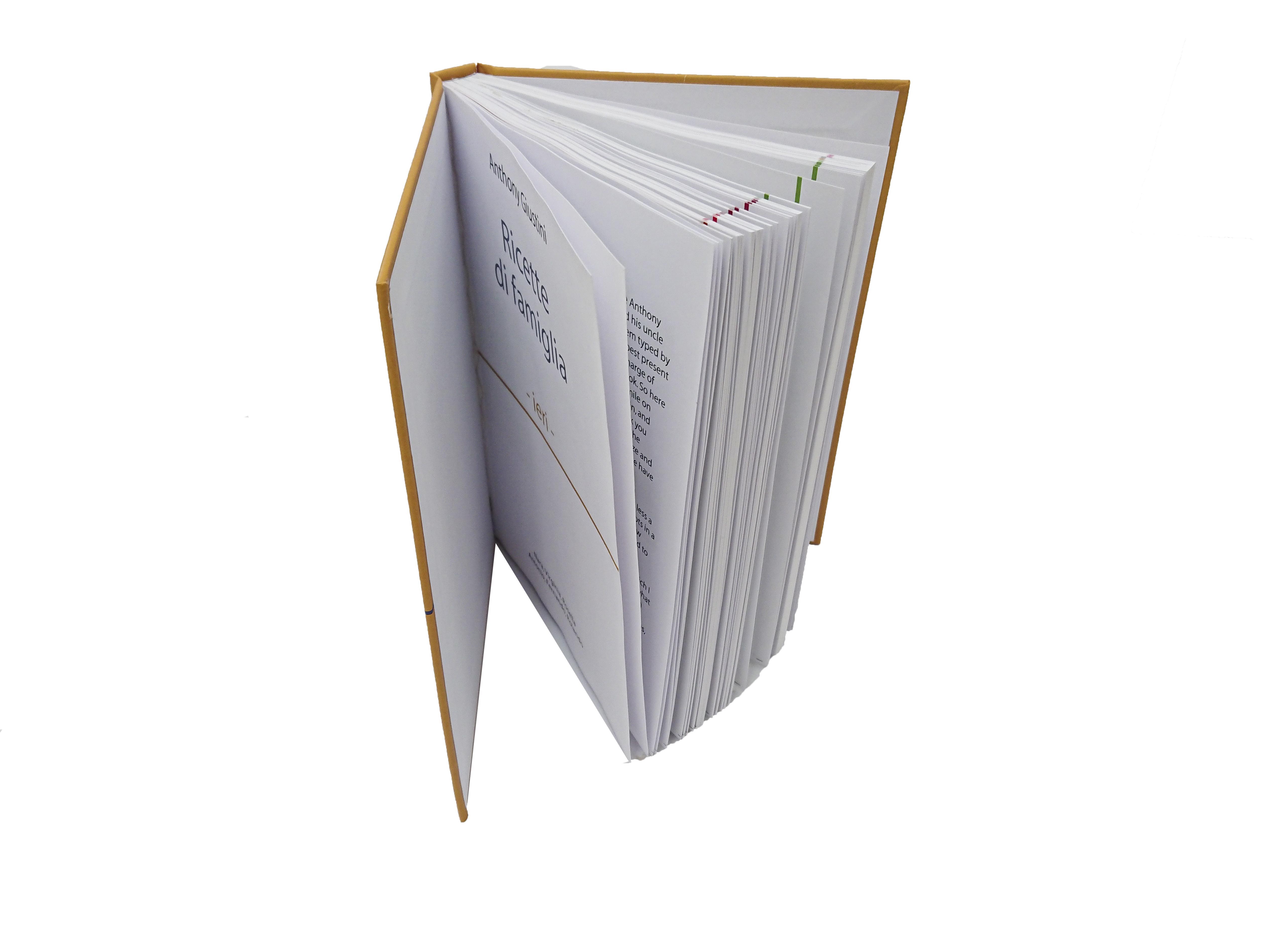 tisk knjiga trda vezava
